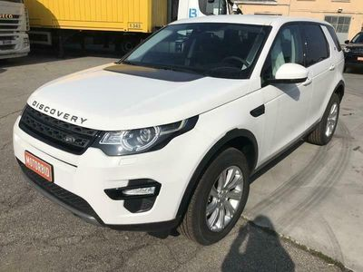usata Land Rover Discovery Sport 2.0 eD4 150 HP FWD SE
