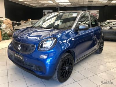 usata Smart ForFour 90 0.9 Turbo twinamic Passion
