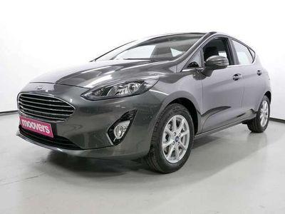 usata Ford Fiesta 1.0 EcoBoost Hybrid 125 CV 5 porte Titanium