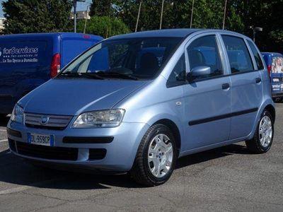 usata Fiat Idea 1.3 Multijet 16V 70 CV BlackEnergy