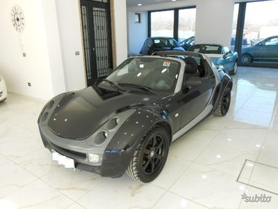 gebraucht Smart Roadster 700 (60 kw) passion CABRIO