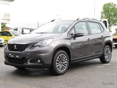 second-hand Peugeot 2008 Active BlueHDi 100 S&S KM0