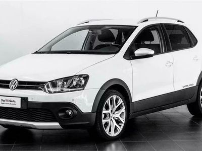 usado VW Polo Cross 1.4 TDI BlueMotion Technology