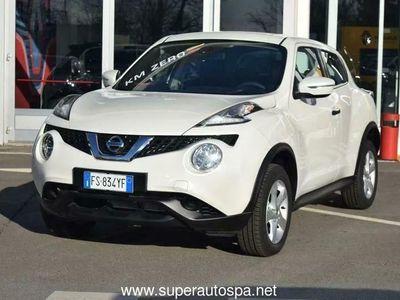 usata Nissan Juke 1.5 dCi Start&Stop Visia