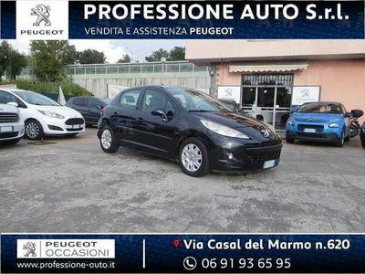 usata Peugeot 207 8V 75CV 5p. X Line ECO GPL del 2010 usata a Roma
