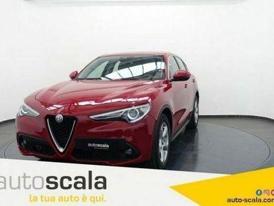 usata Alfa Romeo Stelvio 2.2 Turbodiesel 180 CV AT8 Super