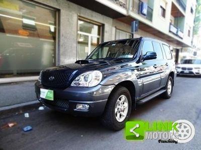 gebraucht Hyundai Terracan 2.9 CRDi Dynamic