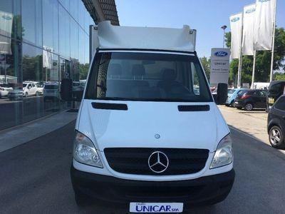 used Mercedes Sprinter T/35 418 CDI FRIGORIFERO