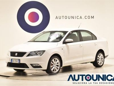 begagnad Seat Toledo 1.6 TDI CR BUSINESS SOLO 79.161 KM CRUISE RADIO CD rif. 10788445
