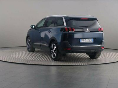 usata Peugeot 5008 Bluehdi 120 Allure S&S omologata 7 Posti
