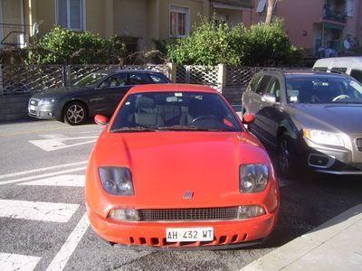 usata Fiat Coupé