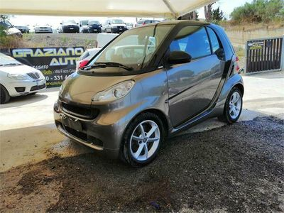 usata Smart ForTwo Coupé fortwo 1000 52 kW MHD coupé passion