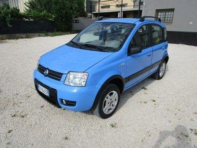 usata Fiat Panda 4x4 1.3 MJT 16V Neopatentato