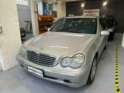 usata Mercedes C200 ClasseCDI Elegance