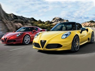 gebraucht Alfa Romeo 4C 1750 TBi Spider Italia