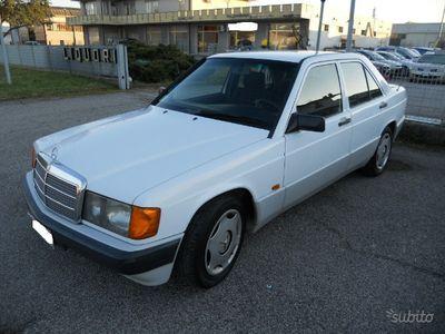 begagnad Mercedes 190 1.8 metano asi--1991