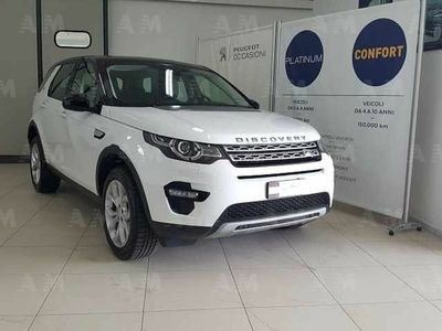 używany Land Rover Discovery Sport 2.0 TD4 180 CV HSE del 2016 usata a Maglie