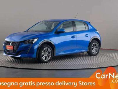 usata Peugeot e-208 136CV ALLURE ELETTRICA