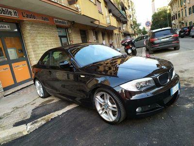 usata BMW 123 Coupé serie1 d m sport aut.