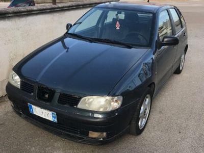 brugt Seat Ibiza 2ª serie - 1,9 diesel del 2000