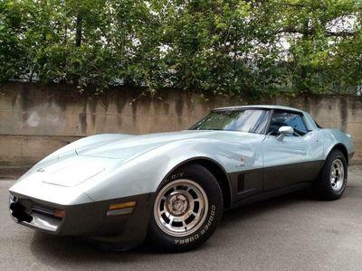 usata Corvette C3 - targa -