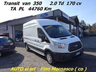 usata Ford Transit 350 2.0TDCi EcoBlue 170CV PL TA