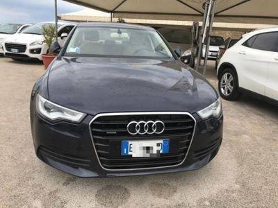 usata Audi A6 usata del 2013 ad Alcamo, Trapani, Km 47.315