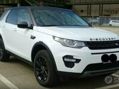 usata Land Rover Discovery Sport Discovery Sport 2.0 eD4 150 CV 2WD Pure