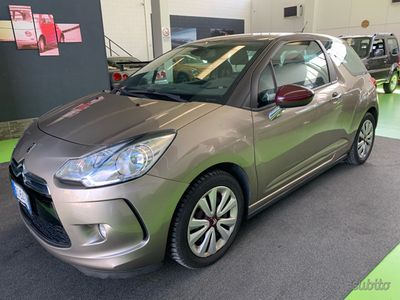used Citroën DS3 1.4hdi 68cv CHIC 2011