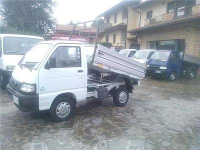 usata Piaggio Porter Ribaltabile Benzina Gpl Eco Power Usato