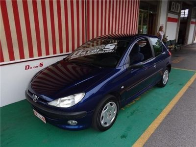 usata Peugeot 206 1.1 3p. Xt Neopatentati Usato