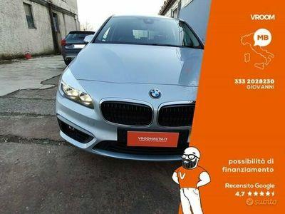 usata BMW 216 Active Tourer Serie 2 Active Tourer i ...