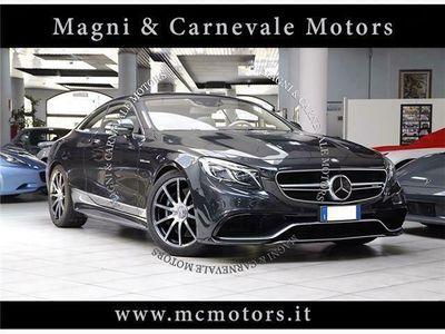 usata Mercedes S63 AMG AMG COUPE 4MATIC - € 197.300 LISTINO - PARI NUOVO