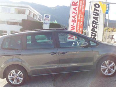 usata Seat Alhambra 2.0 TDI 150 CV CR DSG Advance - 2015