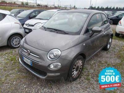 gebraucht Fiat 500 1.2 EasyPower Lounge del 2017 usata a Torino