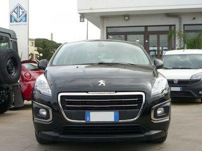 usata Peugeot 3008 1.6 e-HDi 115CV ETG6 S&S Business