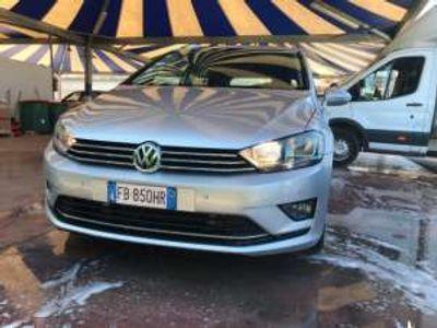 usata VW Golf Sportsvan dsg comfortline bluemotion tech