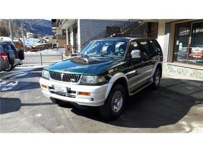 usata Mitsubishi Pajero Sport 3.0i V6 24V cat GLS gpl