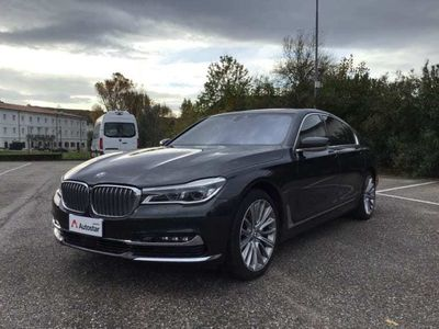 usata BMW 740 SERIE 7 Serie 7 (g11/g12) d Xdrive Eccelsa