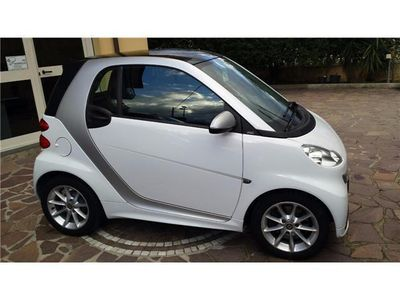 usata Smart ForTwo Coupé forTwo 800 40 kW passion cdi