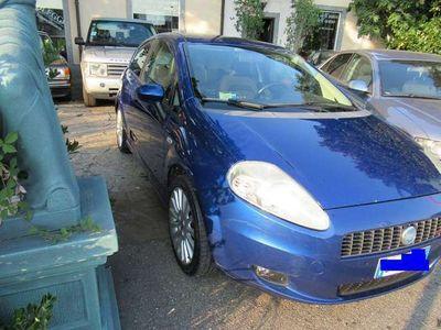 usata Fiat Grande Punto Grande Punto 1.3 mjt 16v Sport 90cv