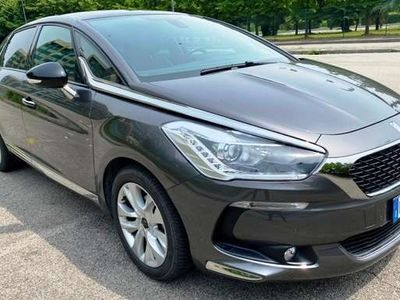 usata Citroën DS5 1.6 hdi blue business autom. navy tetto panoramico
