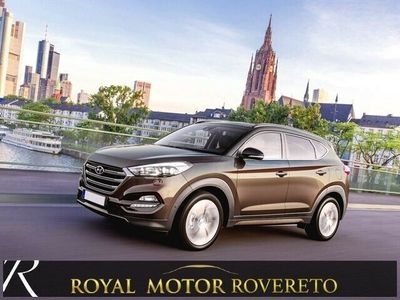 usata Hyundai Tucson 1.6 CRDi XTech PRONTA CONSEGNA