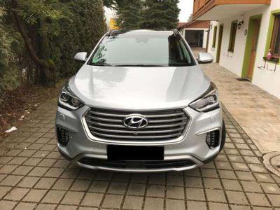 usata Hyundai Grand Santa Fe 2.2 CRDI 4WD AT XPOSSIBLE