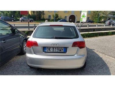 usata Audi A3 1ª serie SPB 2.0 TDI 170 CV F.AP. S tronic Att