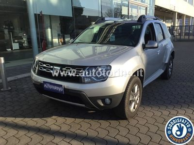 used Dacia Duster DUSTER1.5 dci Laureate 4x4 110cv