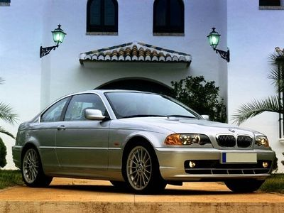 usata BMW 318 Ci cat