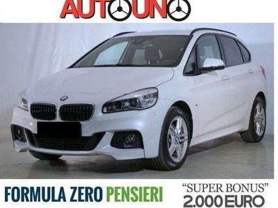 usata BMW 220 i M-SPORT Steptronic + NAVI