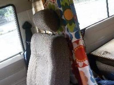 usado Nissan Vanette 2.0 diesel Combi 8 lungo