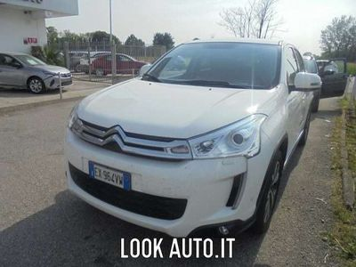 usata Citroën C4 Aircross 1.6 HDi 115CV 2WD - EXCLUSIVE